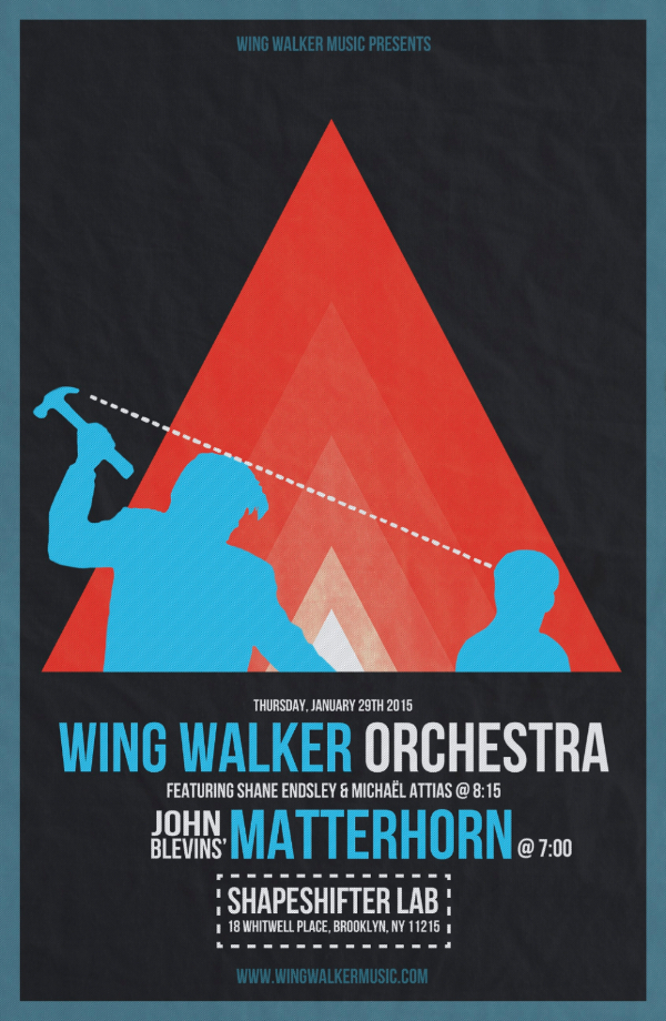 wing walker orchestra